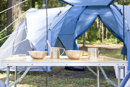 Klapptisch kaufen - Campingtisch