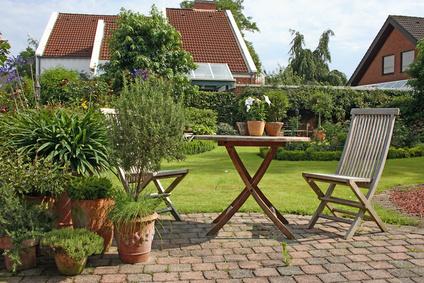 Klapptisch kaufen - Gartenklapptisch
