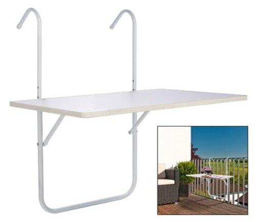 balkontisch ma e ca 60 x 40 cm klapptisch. Black Bedroom Furniture Sets. Home Design Ideas