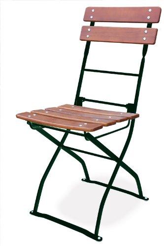 biergartengarnitur 1x tisch 120x70 cm 6x stuhl euroliving edition classic ocker gr n. Black Bedroom Furniture Sets. Home Design Ideas