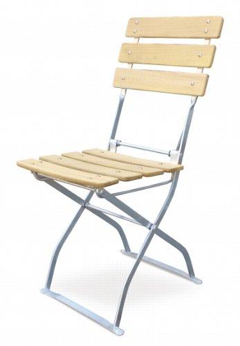 biergartengarnitur 1x tisch 70x70 cm 2x stuhl euroliving edition natur natur verzinkt. Black Bedroom Furniture Sets. Home Design Ideas
