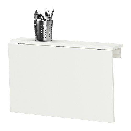 Wandklapptisch weiß  IKEA NORBERG Wandklapptisch, weiß