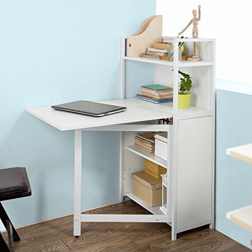 sobuy wandschrank wandklapptisch standregal b cherschrank klapptisch. Black Bedroom Furniture Sets. Home Design Ideas