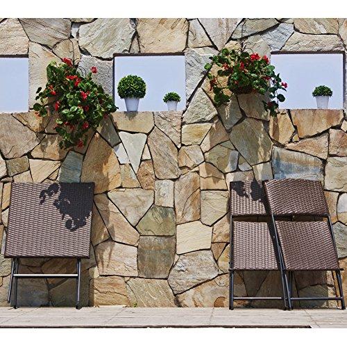 ᐅ Terrasse Balkonm 246 Bel Faltbare Bistro M 246 Bel Sets Holz